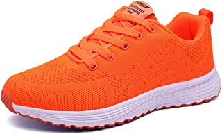 PAMRAY Women's Running Shoes Tennis Athletic Jogging Sport Walking Sneakers Gym Fitness Golf