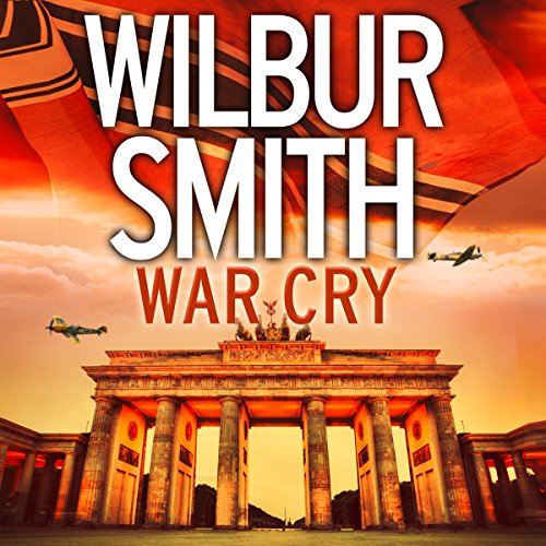 War Cry                   Written by:                                                                                                                                 Wilbur Smith,                                                                                        David Churchill                               Narrated by:                                                                                                                                 Sean Barrett                      Length: 17 hrs     Not rated yet     Overall 0.0