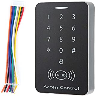 Entry 3 Open Modes Entry Control System, Swiping Classic Appearance System Access Control System, Access Control for Home ...