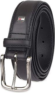 حزام تومي هيلفيقر باللون الاسود مقاس 42