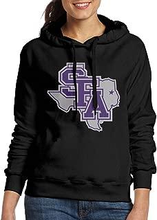 AuSin Women's SFA Logo Hoodie Black