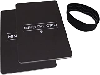 RFID Blocking Minimalist Credit Card Wallet - Secure Your Information, Simple/Sleek Design, Great for Travel