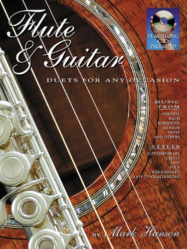 Flute & Guitar Duets for Any Occasion (Classical Guitar)