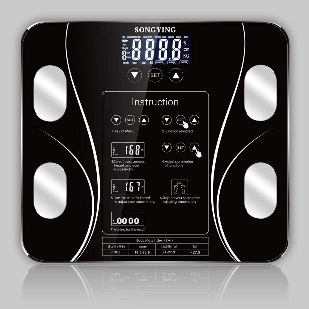 New product Sale price XUXUWA Body Scale Weighing High Weight Precision Bo