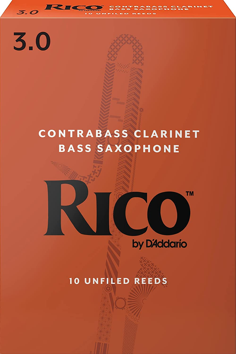D'Addario Direct sale Large-scale sale of manufacturer Woodwinds Clarinet RFA1030 Reeds