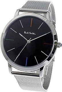 ポールスミス PAUL SMITH エムエー MA クオーツ メンズ 腕時計 P10055 ブラック 腕時計 海外インポート品 その他メンズ[輸入品] [並行輸入品]