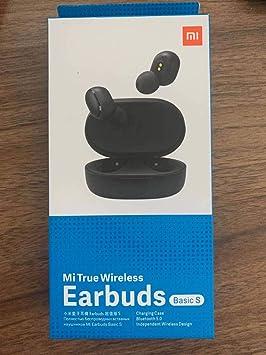 Xiaomi Mi True Wireless Earbuds Basic S Tws True Wireless Bluetooth 5 0 Kopfhörer Neueste 2020 Model Twsej05ls Schwarz Elektronik