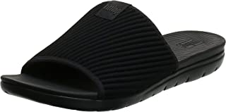Fitflop Artknit Women's Sandals, Black, 39 EU