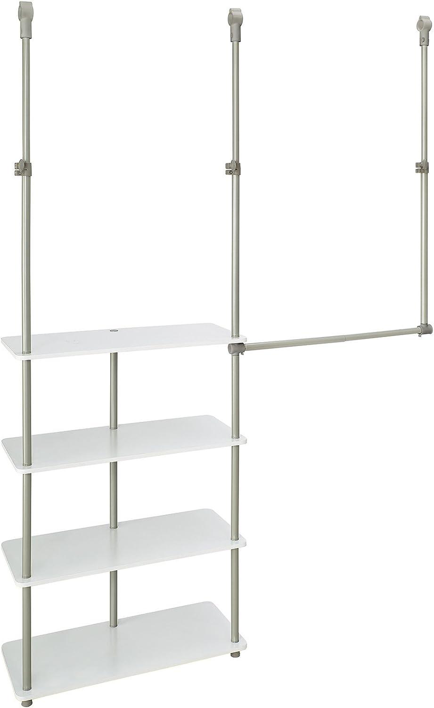 ClosetMaid 55300 Closet Maximizer, White
