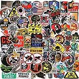 158 Pieces Hard Hat Stickers Mixed Welding Worker Sticker Funny Welder Decals Waterproof Vinyl Tool Box Sticker for Welder Construction Electrician Oilfield Fire Crew Mechanic Laptop Luggage