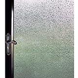 窓用フィルム 目隠しシートガラスフィルム 遮光・遮熱・断熱シート 装飾フィルム 紫外線・UVカット (DF14001, 0.6M X 2M)