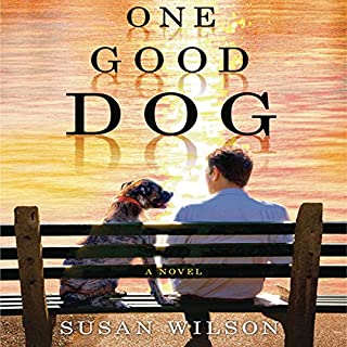 One Good Dog audiobook cover art