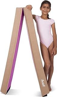 Folding Gymnastics Balance Beam for Home - Balance Beams for Kids - Gym Equipment for Children