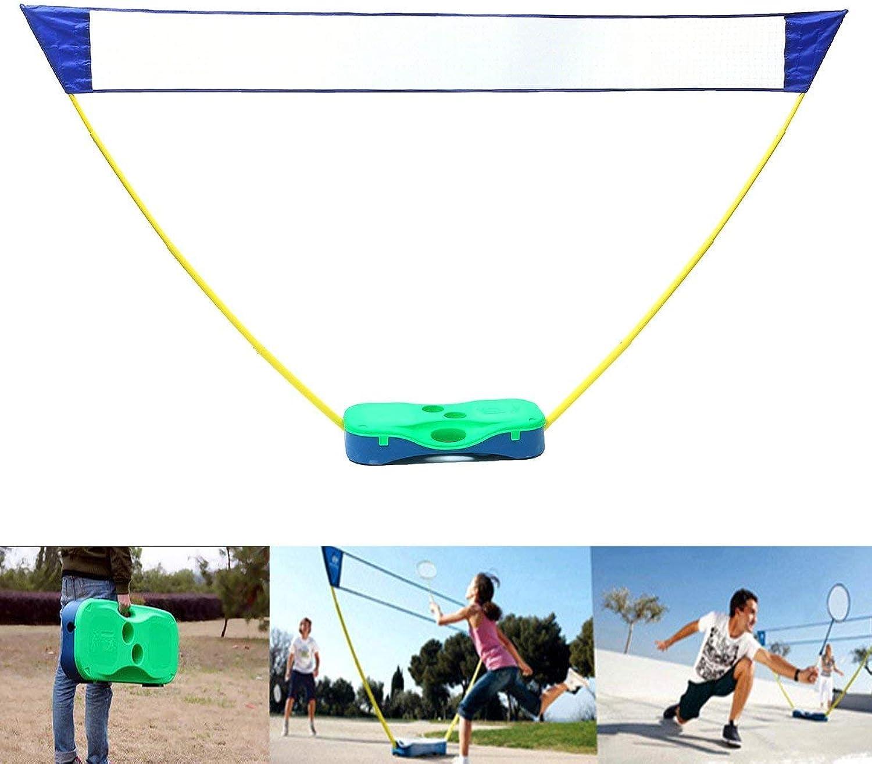 Bloomerang 3 in 1 Outdoor Sport Badminton Tennis Volleyball Net Portable Stand Battledore Set