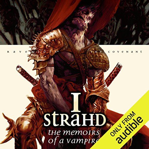I, Strahd: The Memoirs of a Vampire cover art