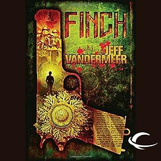 Finch audiobook cover art