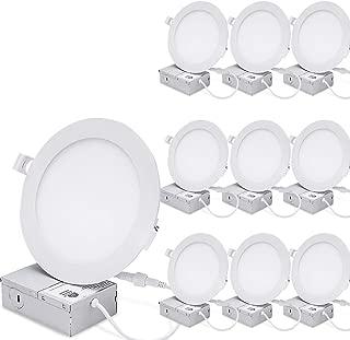 Best rectangular recessed led lighting Reviews