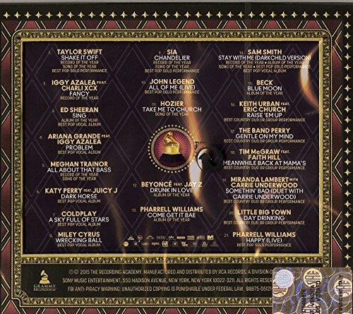 『2015 Grammy Nominees』のトップ画像