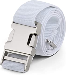Mens Belt Fxbar Smooth Metal Buckle Reversible Wide Girdle Business Classic Leather Solid Waist Strap