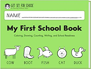 Learning Without Tears – My First School Book Student Workbook, Current Edition..