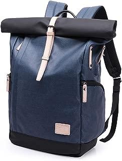 Multifunktionaler Daypack 15,6 Zoll Laptop Rucksack Ruschen Rucksack Damen Herren//Business Rucks/äcke aus rei/ßfestem Polyestergewebe Unisex Alltagstasche//Backpack f/ür Jungen Teenager