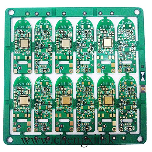 4-layer High-density Multilayer Prototype PCB Universal Printed Circuit Board Universal PCB Assembly