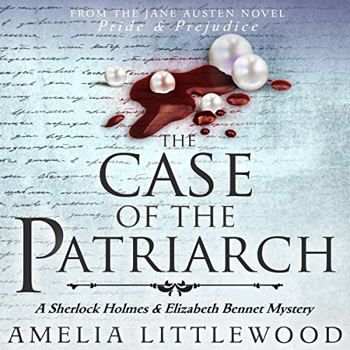 The Case of the Patriarch audiobook cover art