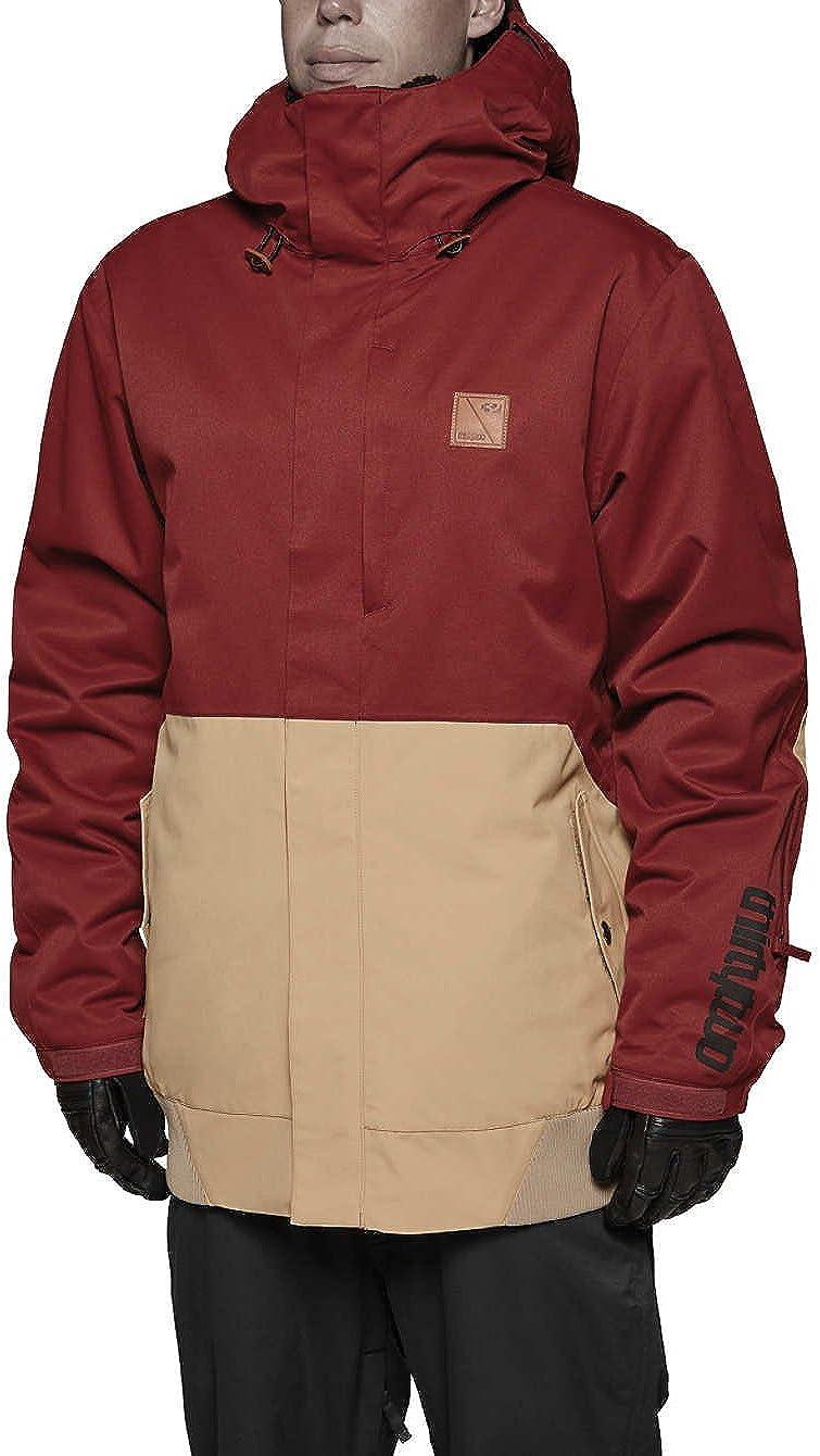 Thirtytwo Ryder Jacket Oxblood Popular brand Finally resale start Large