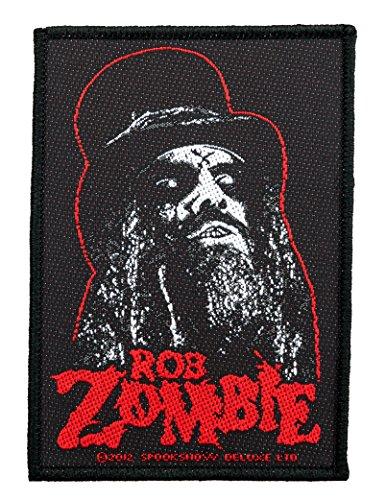 Rob Zombie - Portrait [Patch/Aufnäher, gewebt] [SP2646]