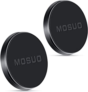 MOSUO 2 Pack Support Telephone Voiture Magnétique Universel Aimant Telephone Voiture,..