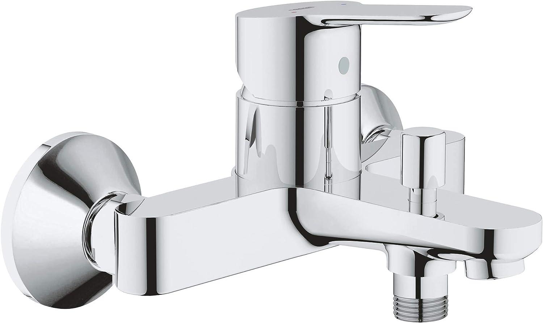 Grohe StartEdge - Grifo de baño visto, acabado cromado (Ref. 23348000)