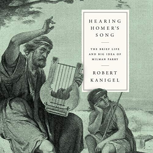 Couverture de Hearing Homer's Song