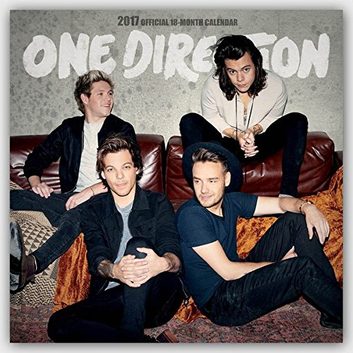 One Direction 2017 Square Global Calendar