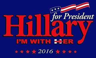 Hillary for President 2016 -