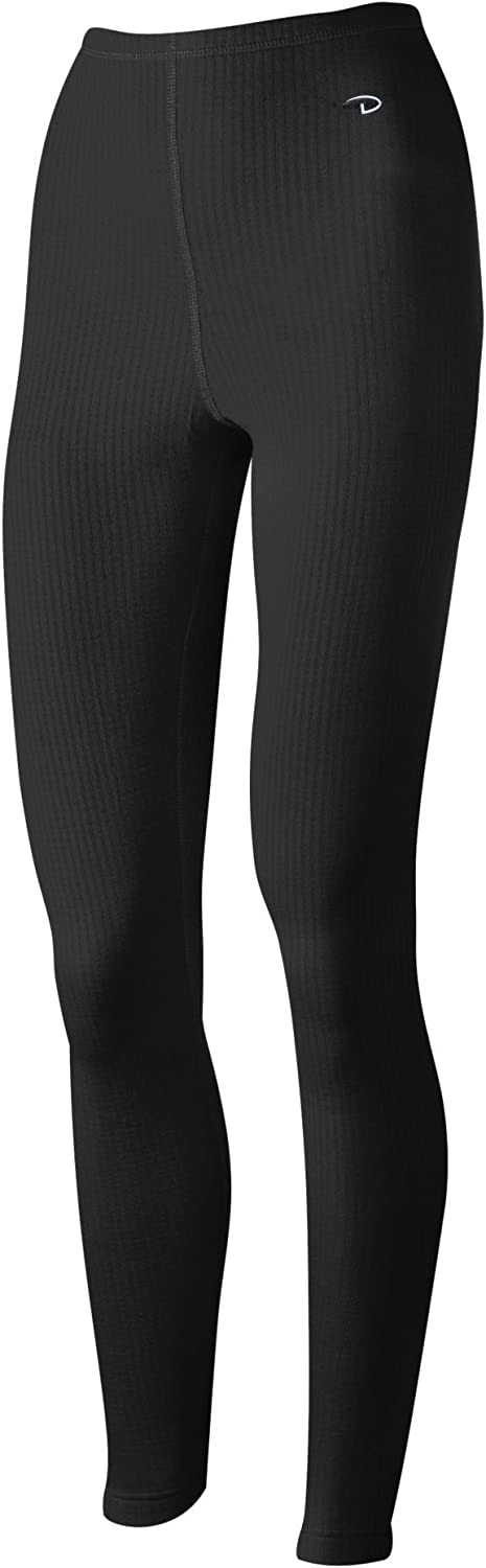 Duofold by Champion Thermals Women's Base-Layer Underwear_Black_Small