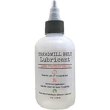 UniSport Treadmill Belt Lubricant 100/% Silicone Treadmil Belt Lube Made in The