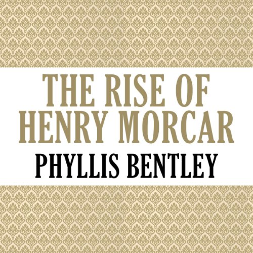 The Rise of Henry Morcar cover art