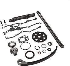 Engine Timing Chain Kit Head Gasket Set Fit TK3005,13021-53J00,94163S,TKNI005,7603789-97,94163S for Nissan D21 Pickup Stanza Axxess 240SX 2.4L/DOICOO