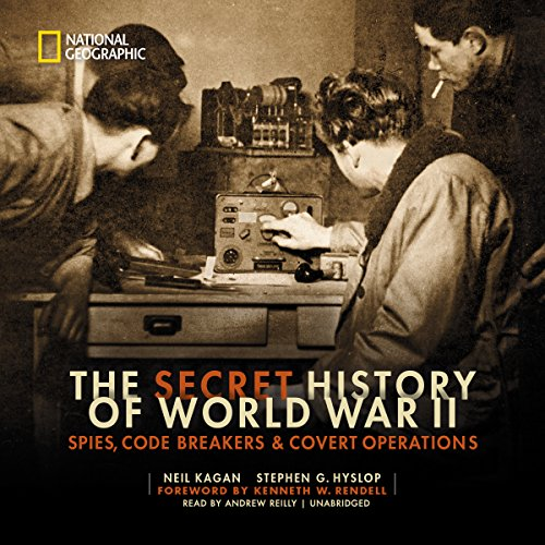 Couverture de The Secret History of World War II
