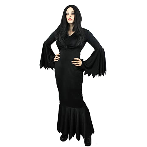 Old Time Creepy Uncle Fester Addams Family Costume Fancy Dress Halloween L//XL