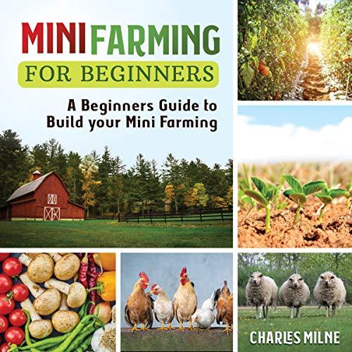 Mini Farming for Beginners cover art