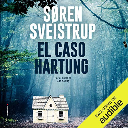 El caso Hartung [The Hartung Case] audiobook cover art