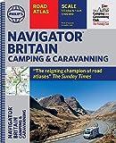 Philip's Navigator Camping and Caravanning Atlas of Britain: (Spiral binding) (Philip's Road Atlases)