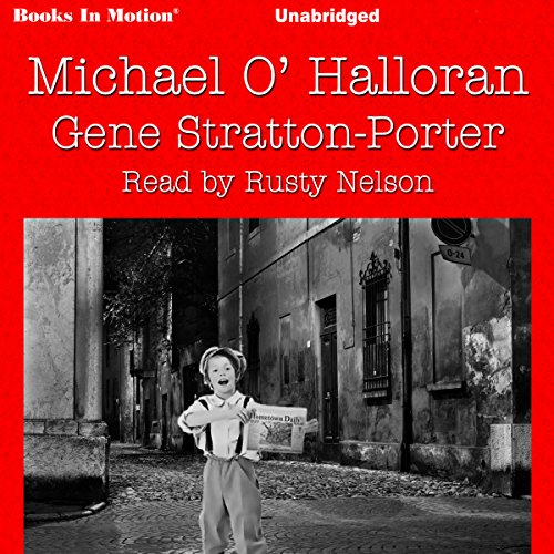Michael O'Halloran audiobook cover art
