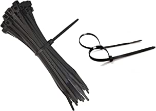 Lindy Hook and Loop Cable Tie 10 pack 300mm fascetta Nero