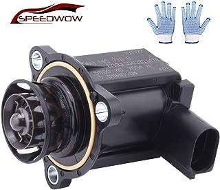 SPEEDWOW Turbocharger Cutoff Valve Diverter Valve Bypass Valve 7.01830.13.0 For Audi VW 06H145710D