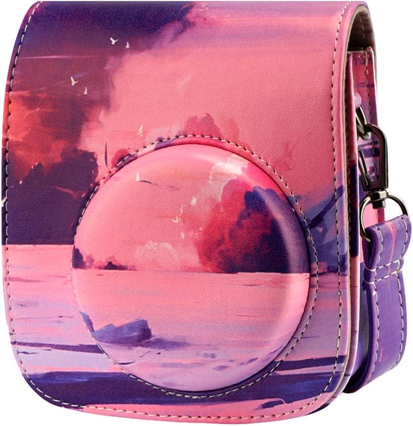 Anter Protective Case Compatible for Award Fujifilm Instax Virginia Beach Mall Mini 8
