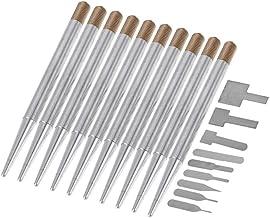 PYROJEWEL usable 20pcs del teléfono móvil BGA Chip IC reparación Cuchillas kit de reparación de la CPU extractor de cuchillas de corte teléfono placa base de la viruta de reparación de herramientas He