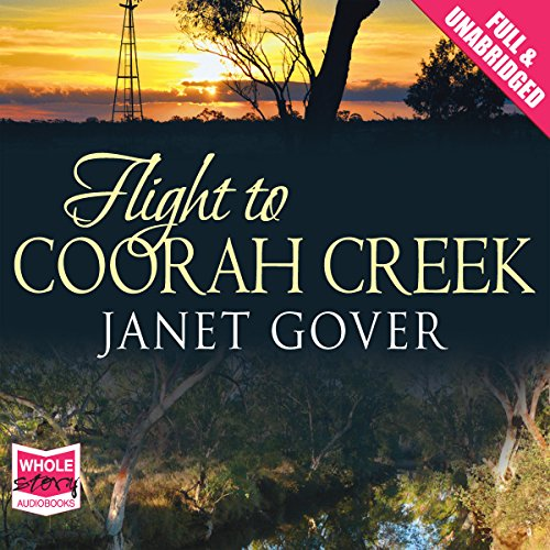 Flight to Coorah Creek cover art