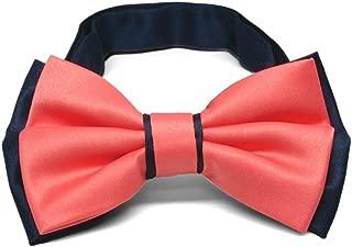 Best coral color bow tie Reviews